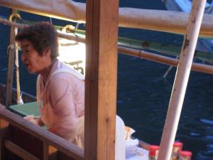 Concession Boat